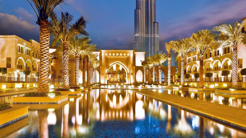 Kết quả hình ảnh cho The Palace Downtown Dubai